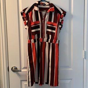 Stylish business casual dress